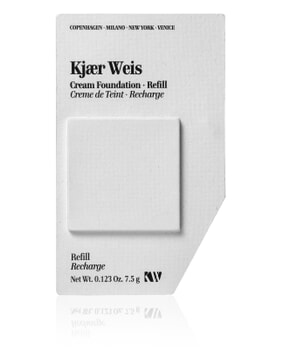 Kjær Weis Foundation Refill Like Porcelain