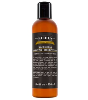 Kiehl's Grooming Solutions Nourishing Shampoo + Conditioner 250ml