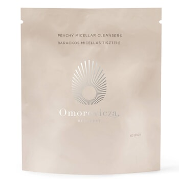 Omorovicza Peachy Micellar Cleansers Refill 60stk