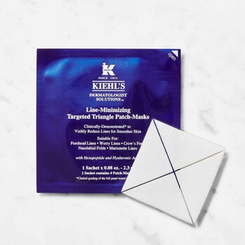 Kiehl's Line-Minimizing Targeted Triangle Patch Mask single