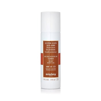 Sisley Summer Body Oil SPF 15 150ml