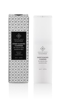 Amazing Space Sweet Almond Cleanser For Eyes & Ultra Sensitive Skin 30ml