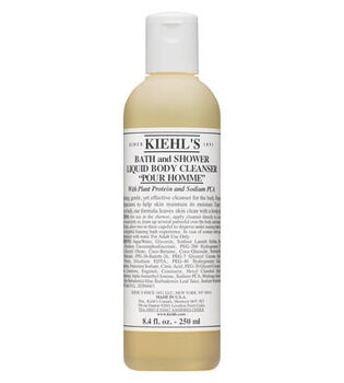 Kiehl's Bath and Shower Liquid Body Cleanser Pour Homme 250ml