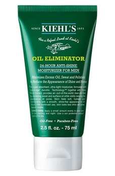 Kiehl's Oil Eliminator 24-hours Anti-Shine Moisturizer for men 75ml