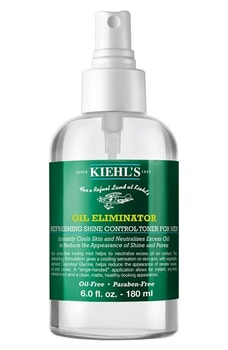 Kiehl's Oil Eliminator Refreshing Shine Control Toner For Men 125ml