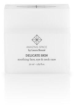 Amazing Space Delicate Skin Soothing Face, Eye & Neck Care 50ml - Vinner i Stella 2013