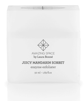 Amazing Space Juicy Mandarin Sorbet Enzyme Exfoliator 50ml