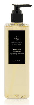 Amazing Space Mandarin Refresher Liquid Soap Exfoliator 240ml