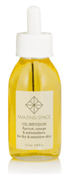Amazing Space Oil Infusion Apricot For Sensitive & Dry Skin 100ml