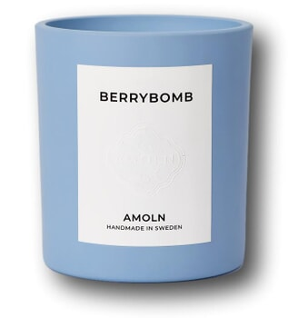AMOLN Scented Candle BERRYBOMB 280g