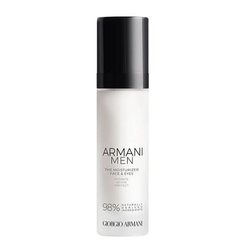 Giorgio Armani Men The Moisturizer Face & Eye 150ml