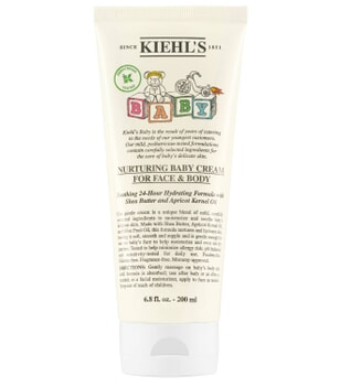Nurturing Baby Cream 200ml