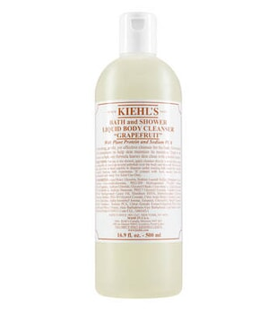 Bath and Shower Liquid Body Cleanser Grapefruit 500ml