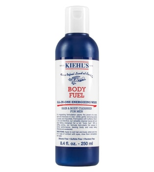 Kiehl's Body Fuel Hair and Body Cleanser for Men 250ml