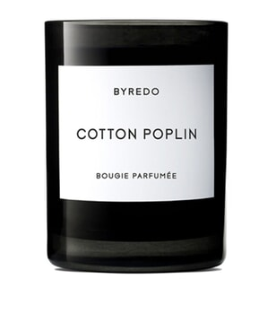 BYREDO Cotton Poplin Candle 240g