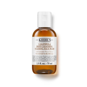 Kiehl's Calendula Deep Cleansing Foaming Face Wash 75ml