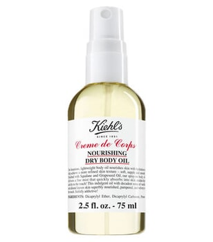 Kiehl's Nourishing Dry Body Oil 75ml
