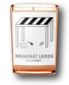 D. S. & DURGA Breakfast Leipzig Candle 200g