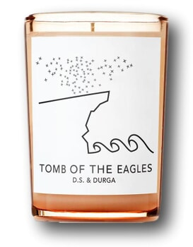 D. S. & DURGA Tomb of the Eagles Candle 200g