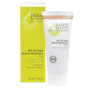 Juice Beauty Mineral Moisturizer SPF 30 Tan 60ml