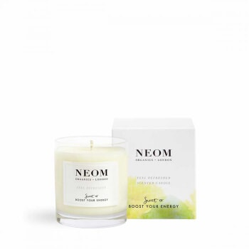 Neom Standard Candle Boost Your Energy Feel Refreshed