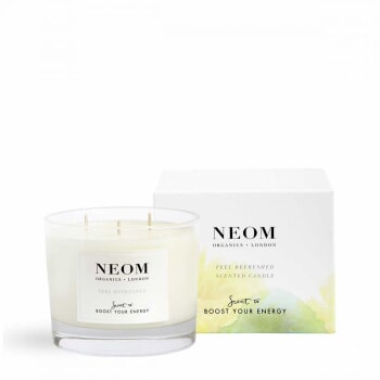Neom Candle Boost Your Energy Feel Refreshed
