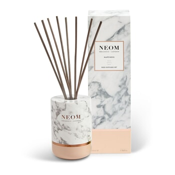 Neom Reed Diffuser Happiness Set 200ml