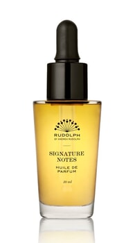Rudolph Care Signature Notes Huile de Parfume 30ml