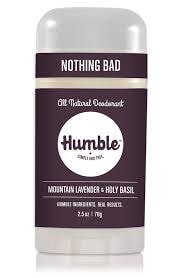 Humble Mountain Lavender & Holy Basil