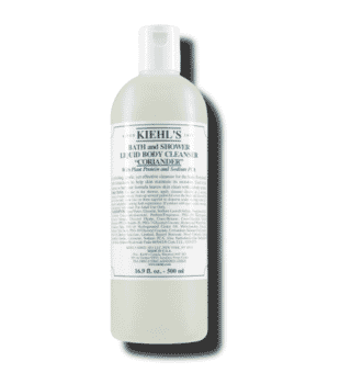 Kiehl's Bath and Shower Liquid Body Cleanser Coriander 500ml