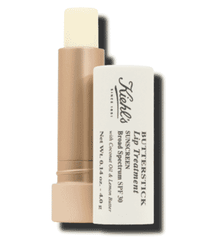 Kiehl's Butterstick Lip Treatment SPF 25 UNTINTED 4g