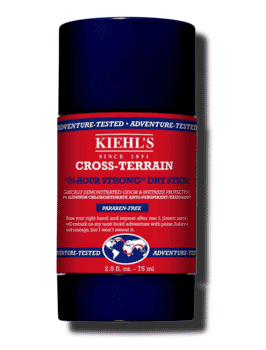 Kiehl's Cross Terrain 24 Hours Strong Dry Deodorant Stick  75ml
