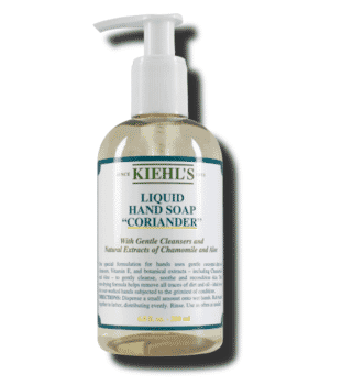 Kiehl's Liquid Hand Soap Coriander 200ml