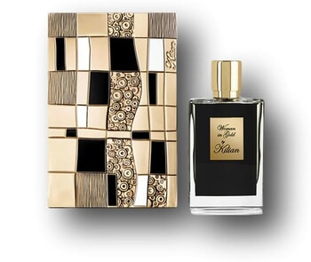 Kilian Woman In Gold Refillable EdP with Clutch 50ml