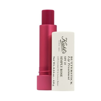 Kiehl's Butterstick Lip Treatment SPF 25 SIMPLY ROSE 4g