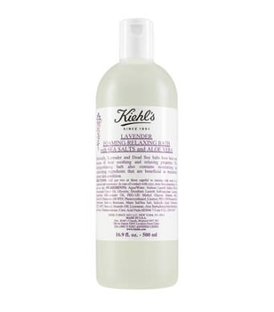 Kiehl's Lavender Foaming-Relaxing Bath with Sea Salts and Aloe 500ml
