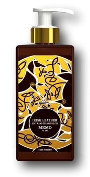 Memo Paris Soft Hand Cleansing Gel Irish Leather 250ml