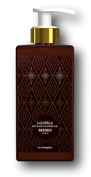 Memo Paris Soft Hand Cleansing Gel Lalibela 250ml