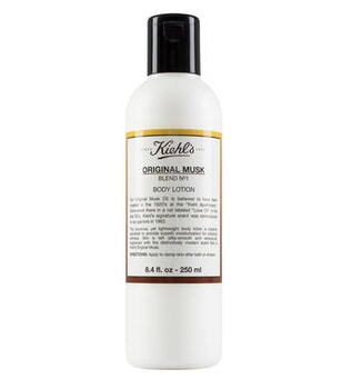 Kiehl's Hand and Body Lotion Musk 250ml
