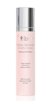 The Organic Pharmacy Rose Diamond Exfoliating Cleanser 120ml