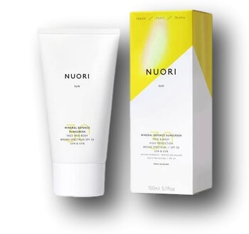 NUORI Mineral Defence Face & Body SPF 30 150ml