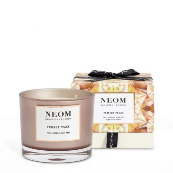 Neom Organics Christmas Perfect Peace Candle 3 veker