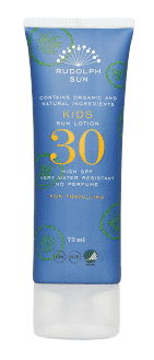 Rudolph Care Kids Sun lotion SPF 30 Travel size 75ml