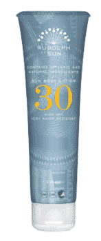 Rudolph Care Organic Sun Body Lotion SPF 30 150ml