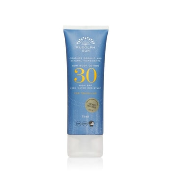 Rudolph Care Sun Body Lotion spf 30 Travelsize 75ml