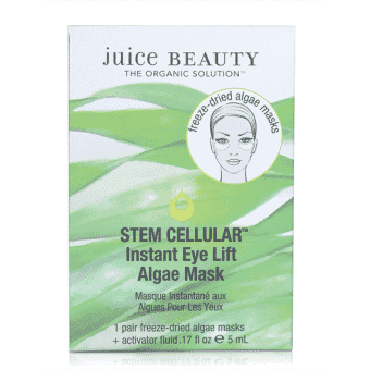 Juice Beauty Stem Cellular Instant Eye Lift Algae Mask 5ml