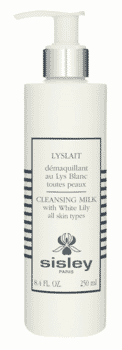 Sisley Lyslait Cleansing Milk With White Lily 250ml