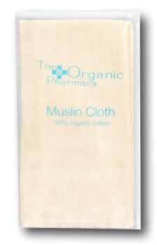 The Organic Pharmacy Organic Muslin Cloths
