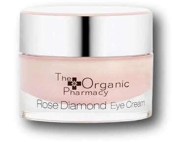 The Organic Pharmacy Rose Diamond Eye Cream 10ml