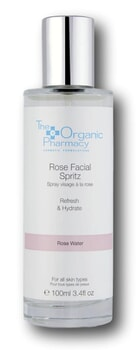 The Organic Pharmacy Rose Facial Spritz Toner 100ml